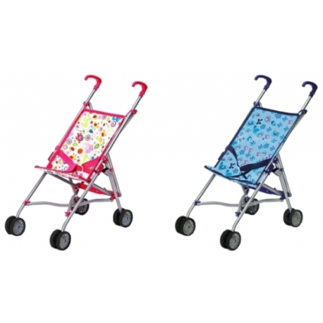 Amia Puppen-Buggy, 2-fach sortiert 
