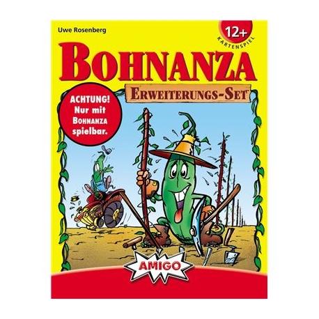 Bohnanza Erweiterungs-Set MBE | Amigo