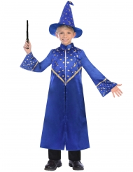 Child Costume Wizard Age 4 - 6 Years | Amscan