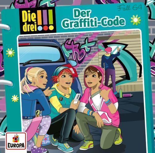 CD !!! 64 Graffiti | Kosmos