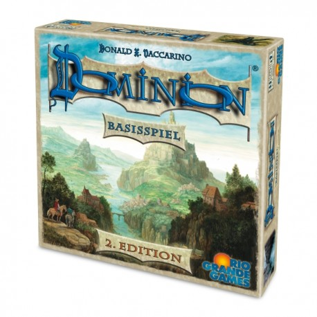 Dominion Basisspiel 2, Edition | Pegasus Spiele