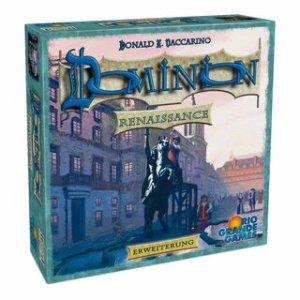 Dominion: Renaissance [Erweiterung]   Pegasus Spiele