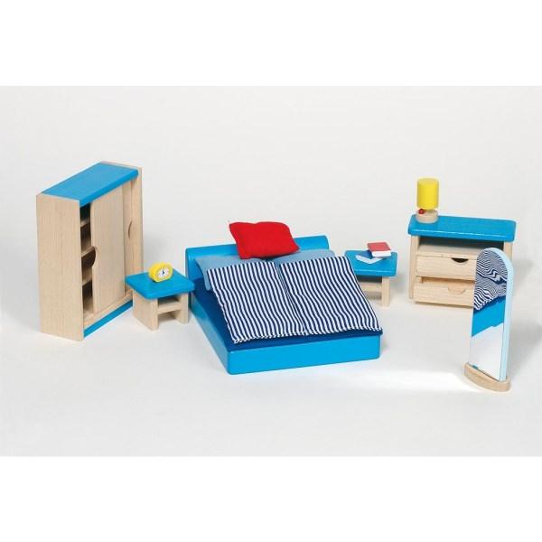 Puppenmöbel Schlafzimmer | Gollnest