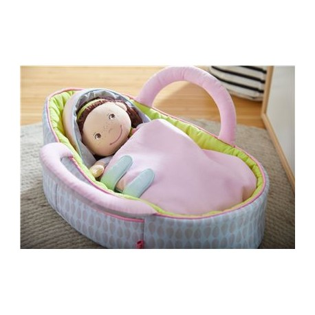 Puppen-Schlafsack Kuscheltr, | Haba