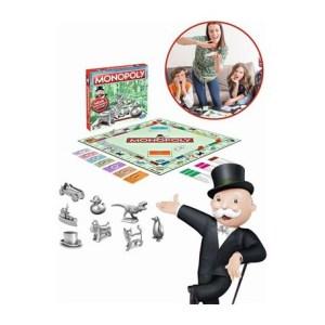 HASBRO Monopoly Classic Neuauflage | Hoffmann
