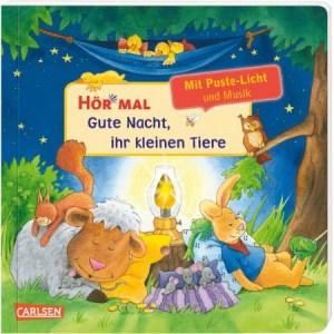 Hör mal Mach mit Puste Nacht | Carlsen Verlag