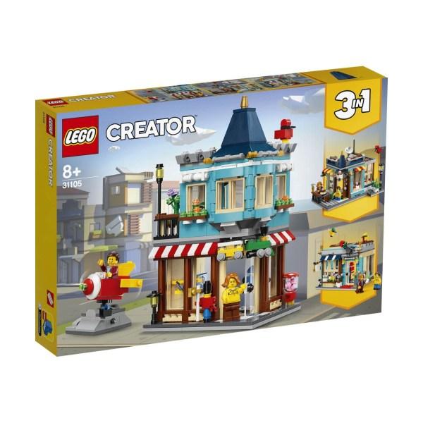 LEGO® Creator 31105 Spielzeugladen im Stadthaus | Lego
