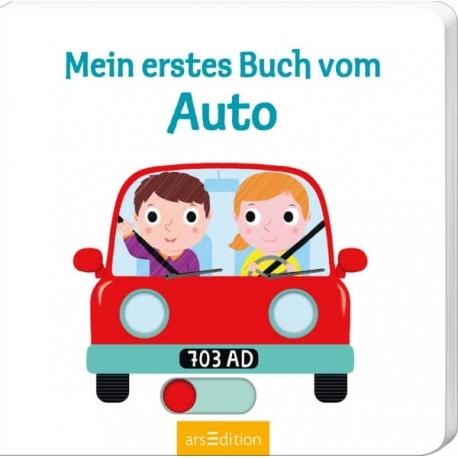 Erstes Buch vom Auto | Ars Edition