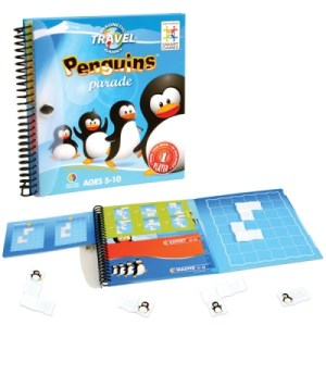 Penguins Parade (Pinguin Parade) | Smart Toys and Games