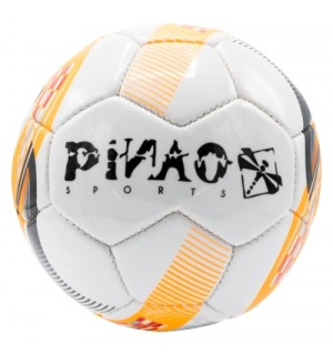 PIN Mini Fußball (Orange/Schw | Amigo
