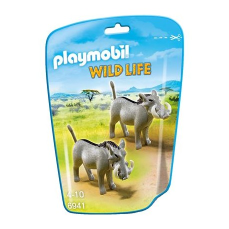 Warzenschweine | Playmobil