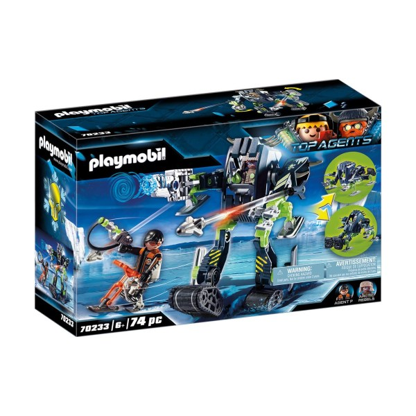 Arctic Rebels Eisroboter | Playmobil
