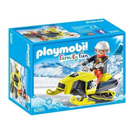 Schneemobil | Playmobil