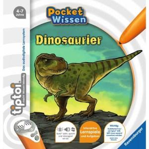 tiptoi® Pocket Wissen: Dinosaurier   Ravensburger Buchverlag