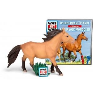 WAS IST WAS - Wunderbare Pferde/Reitervolk Mongolen | Tonies-Boxine Sales DAB