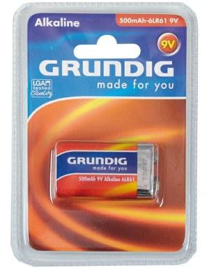 1 GRUNDIG Batterie 9V/LR61 | Idee + Spiel