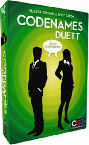 Codenames Duett | Pro Ludo