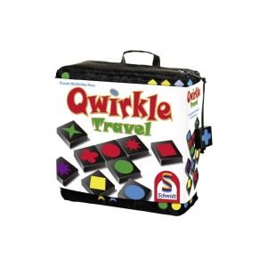 Qwirkle Travel | S,S,F, Schmidt Spiele