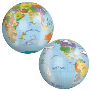 Spielball Globus | Aurich
