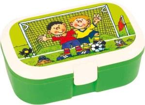 Lunchbox Fußballer Fritz Flan | Lutz Mauder