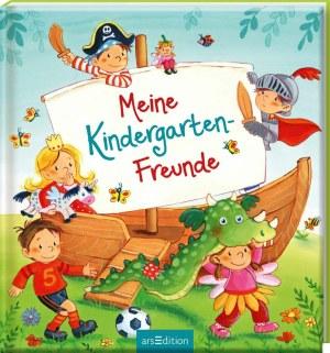 Meine Kindergartenfreunde | Ars Edition