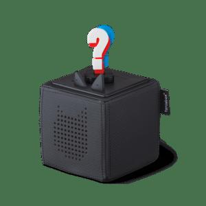 Die Drei ??? -Bundle (schwarze Box + drei ??? Tonie) | Tonies-Boxine Sales DAB
