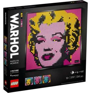 Lego Zebra Andy Warhol´s | Lego