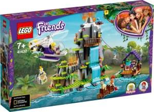 LEGO® FRIENDS Alpaka Rettunh im Dschungel | Lego