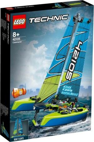 LEGO® Technic 42105 Katamaran | Lego