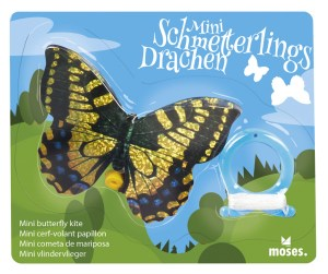 Mini-Schmetterlings-Drachen   Moses