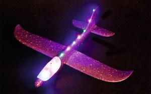 Leuchtender Segelflieger (mit | Moses