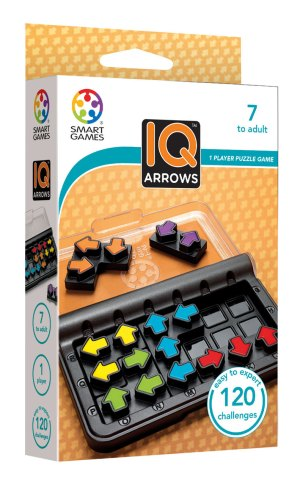 IQ Arrows - 12 Stück im Display | Smart Toys and Games