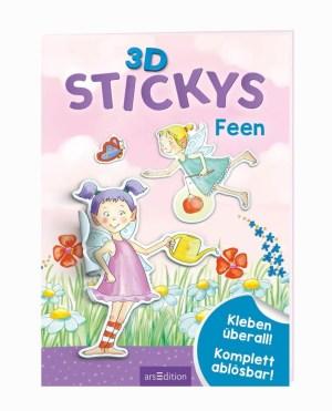 3D-Stickys: Feen   Ars Edition