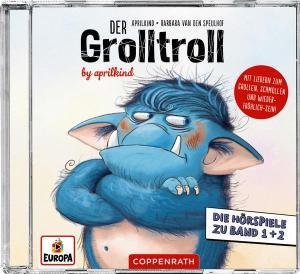 CD Hörspiel: Der Grolltroll & | Coppenrath