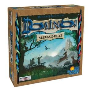 Dominion: Menagerie (Erweiterung)   Pegasus Spiele