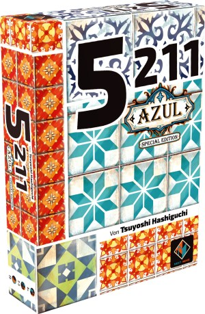 5211 - Azul Edition (Next Move Games) | Pegasus Spiele