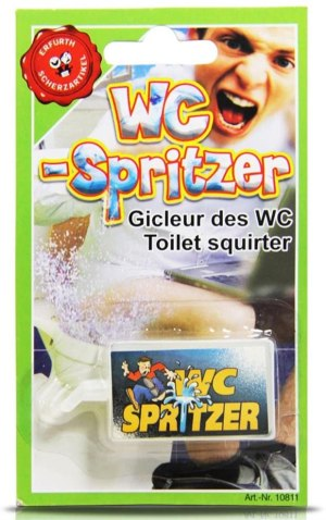 WC-Spritzer,Blister | Aurich