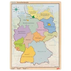 Puzzle im Puzzle Deutschland | Gollnest