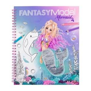 Fantasy Model Malbuch Streich | Depesche
