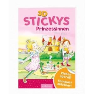 3D-Stickys: Prinzessinnen   Ars Edition