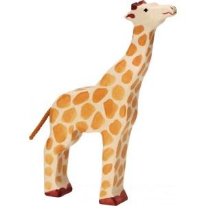 Giraffe, Kopf hoch | Gollnest
