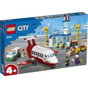LEGO® City 60261 Flughafen   Lego