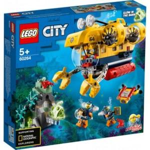 LEGO® City 60264 Meeresforschungs-U-Boot | Lego