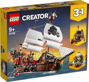 LEGO® Creator 31109 Piratenschiff | Lego