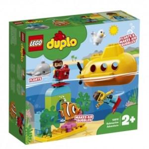LEGO® DUPLO® 10910 U-Boot-Abenteuer | Lego