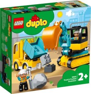 LEGO® DUPLO® 10931 Bagger und Laster | Lego