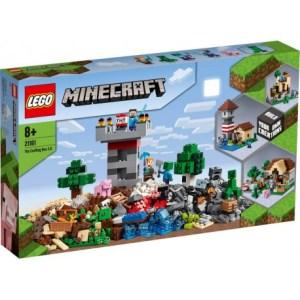 LEGO® MinecraftT 21161 Die Crafting-Box 3.0 | Lego