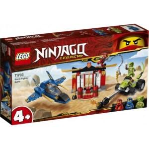 LEGO® NINJAGO 71703 Kräftemessen mit dem Donner-Jet | Lego