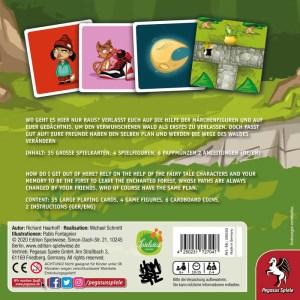 Memorinth (Edition Spielwiese) (deutsch/englisch)   Pegasus Spiele