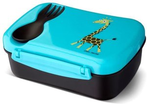 N'ice Box lunchbox, kids - Turquoise | Carl Oscar